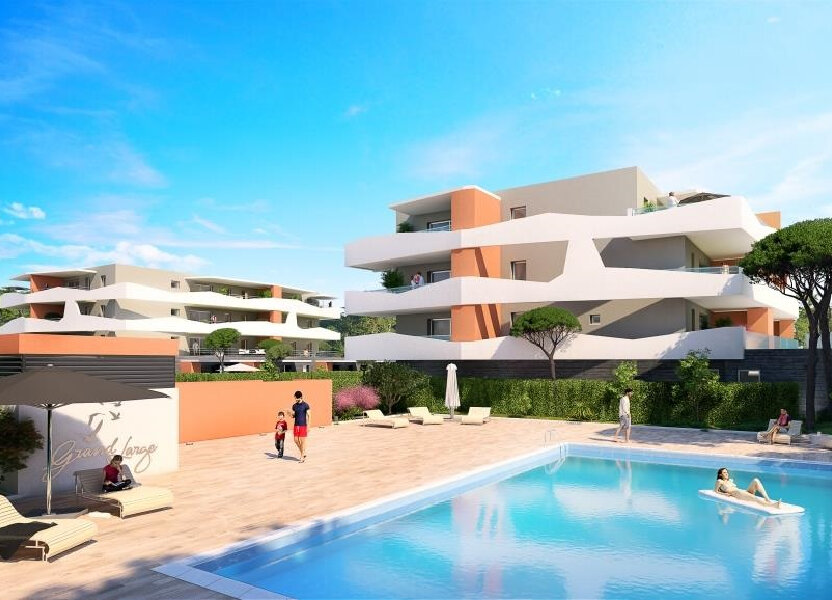 Appartement à vendre 45.75m2 à Sérignan