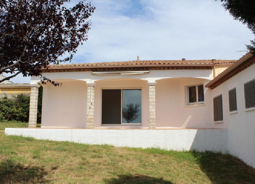 Maison à vendre 95m2 à Villeneuve-lès-Béziers
