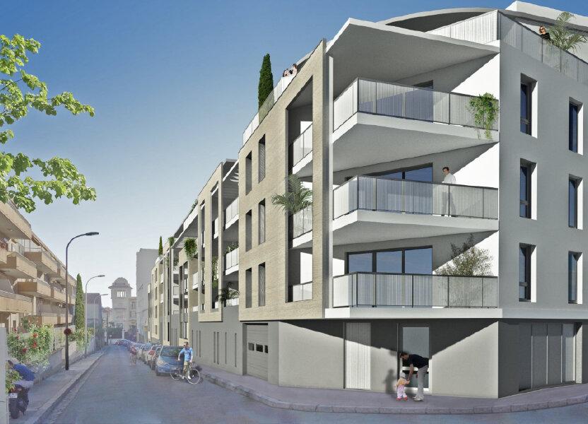 Appartement à vendre 61.67m2 à Béziers