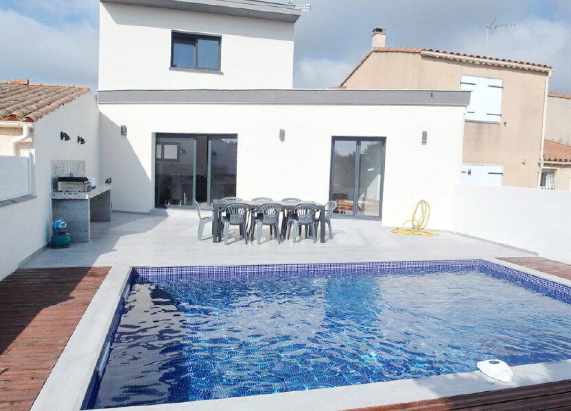 Maison à vendre 100m2 à Marseillan