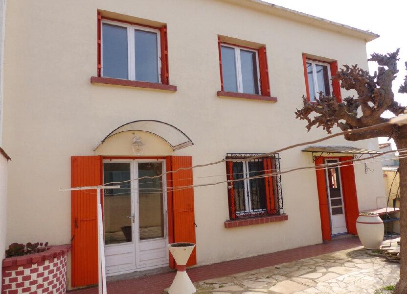 Maison à vendre 139m2 à Béziers