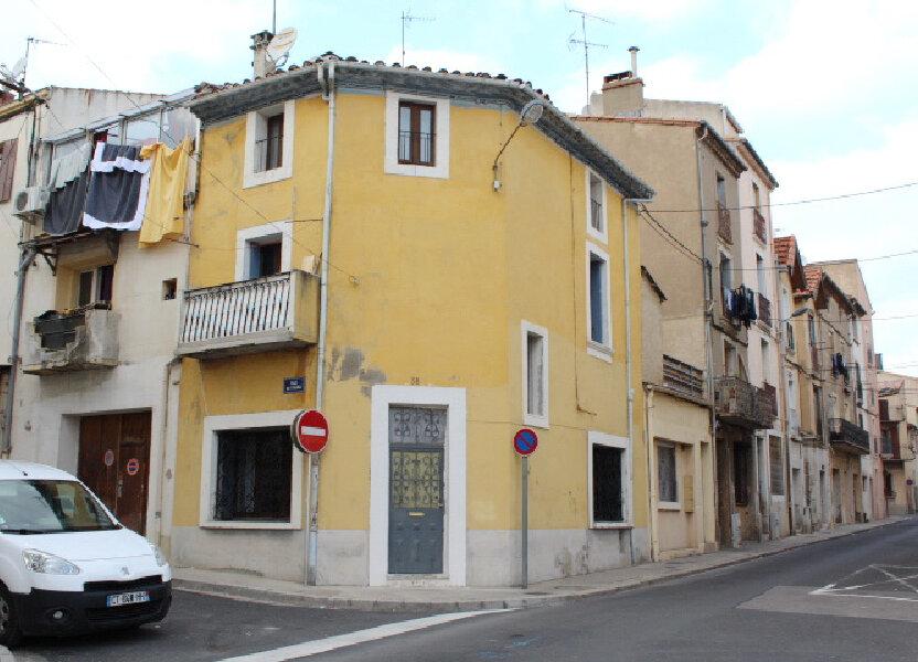Maison à vendre 88m2 à Béziers