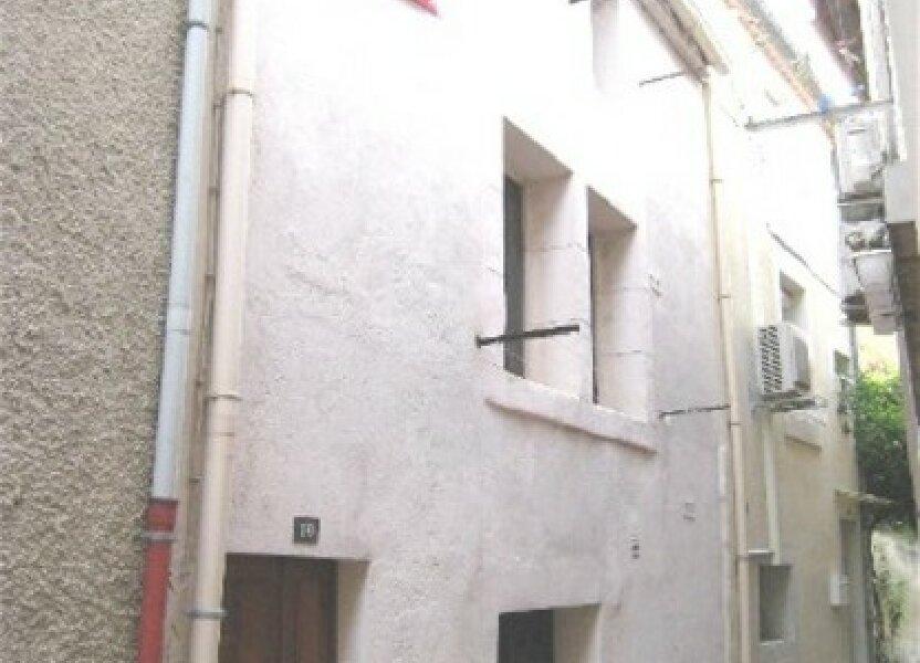 Maison à vendre 55m2 à Gigean