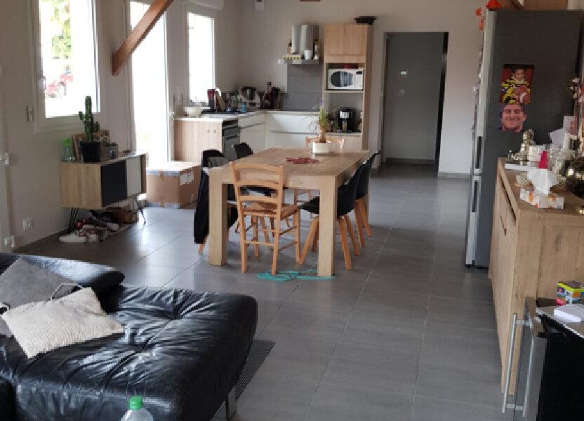Maison à louer 96m2 à Mont-de-Marsan