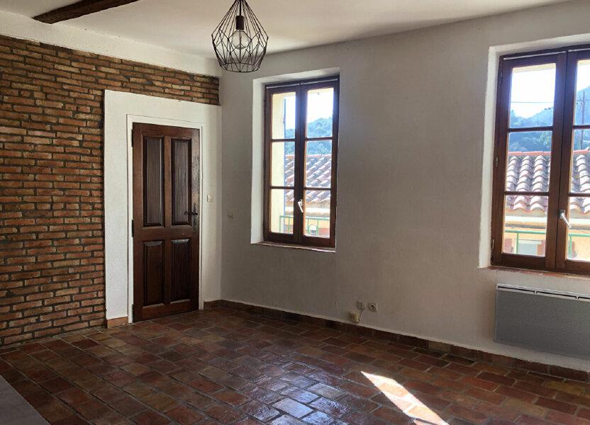Appartement à louer 34.5m2 à Le Revest-les-Eaux