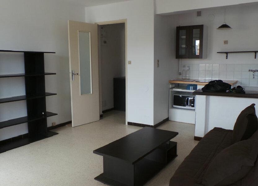 Appartement à louer 26.45m2 à Toulon