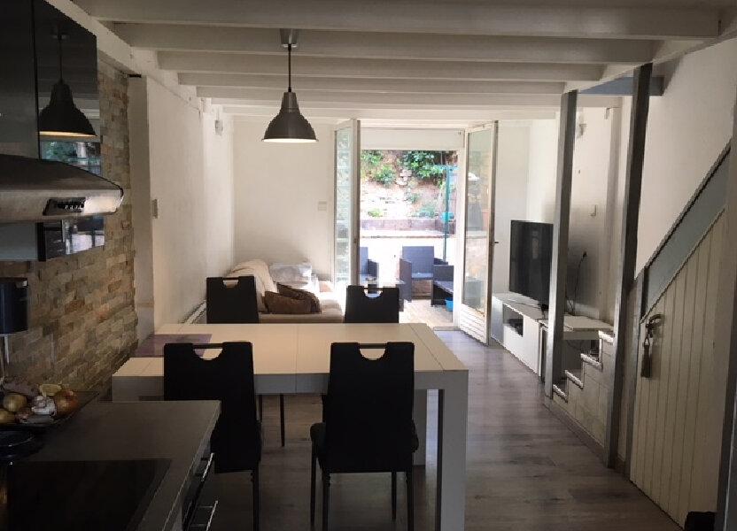 Maison à vendre 55m2 à La Seyne-sur-Mer