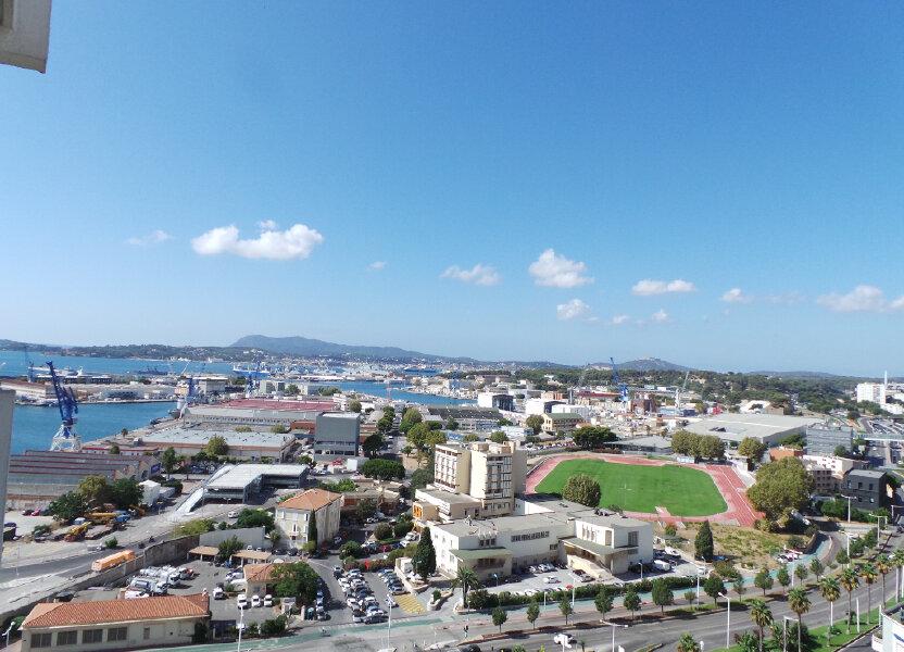 Appartement à vendre 65m2 à Toulon