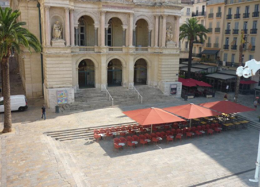 Appartement à louer 39.5m2 à Toulon