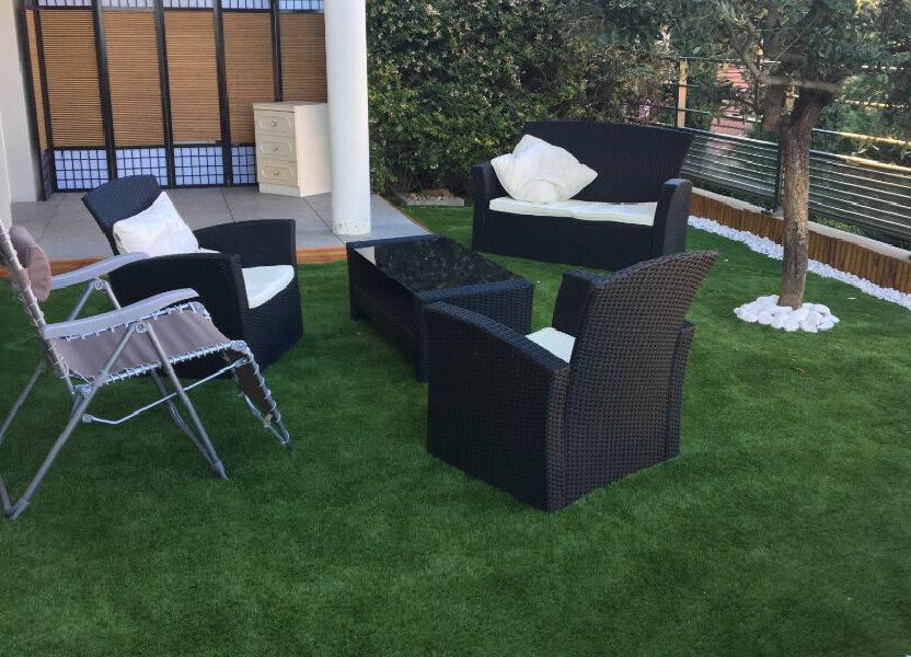 Appartement à louer 81.78m2 à Grasse
