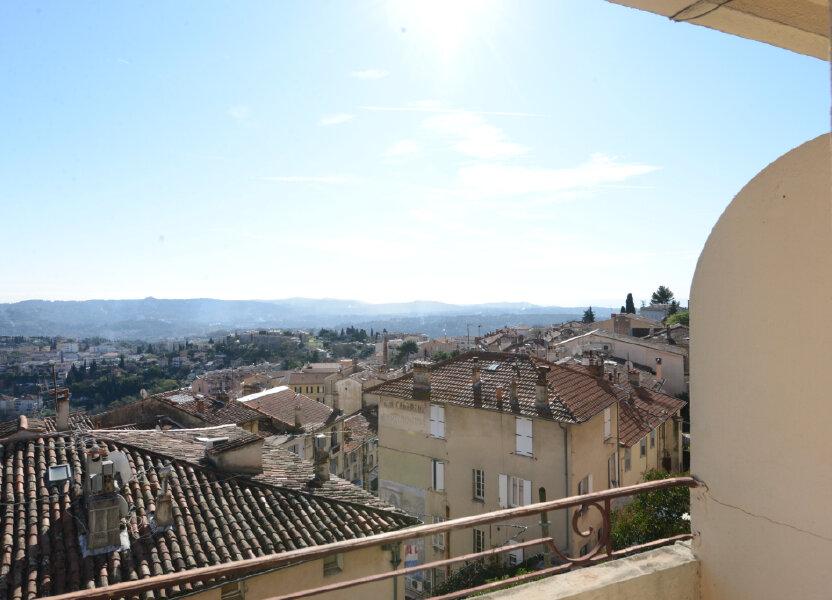Appartement à louer 40m2 à Grasse