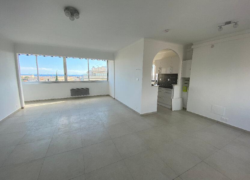 Appartement à louer 86m2 à Nice