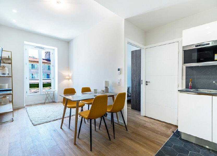 Appartement à vendre 28.68m2 à Nice