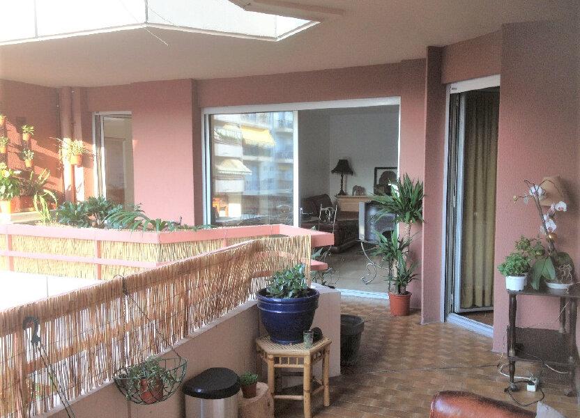 Appartement à louer 91.28m2 à Nice
