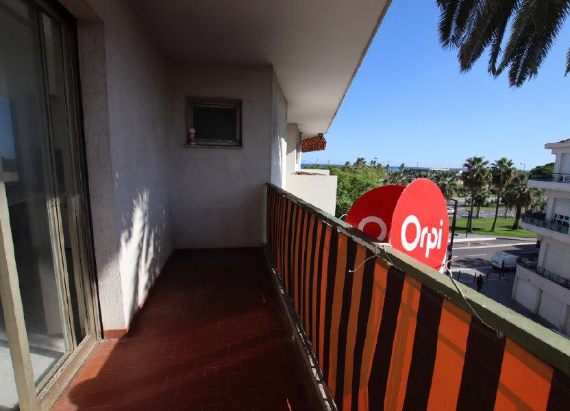Appartement à louer 22.25m2 à Nice