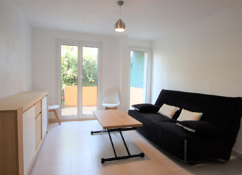 Appartement à louer 23.3m2 à Cagnes-sur-Mer