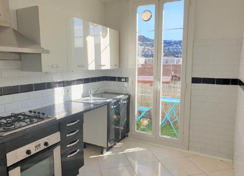 Appartement à louer 42.5m2 à Nice