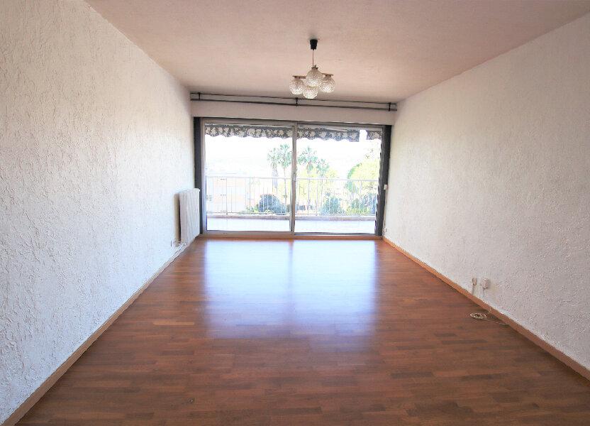 Appartement à louer 55.45m2 à Nice