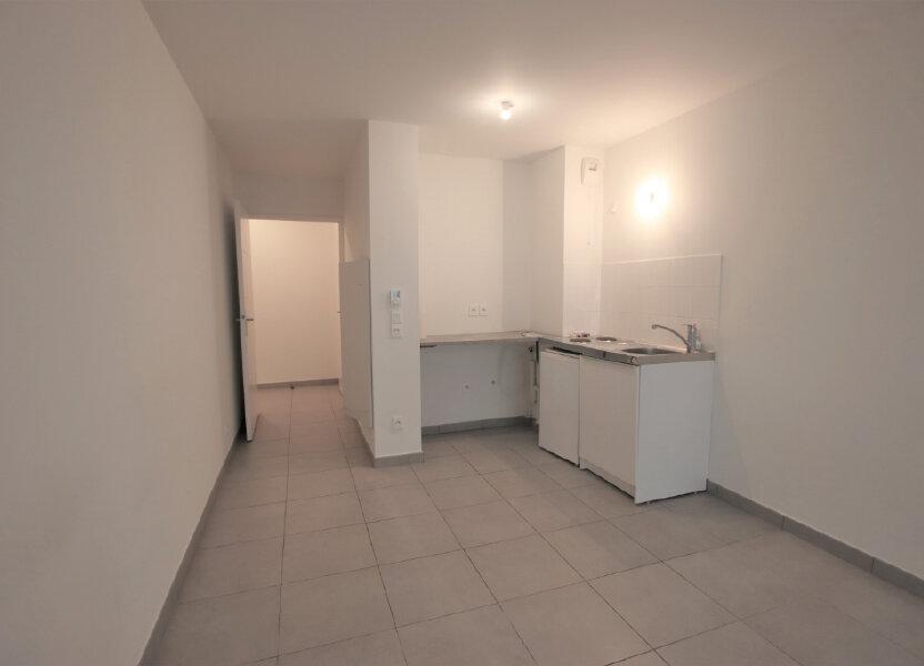 Appartement à louer 21.98m2 à Nice