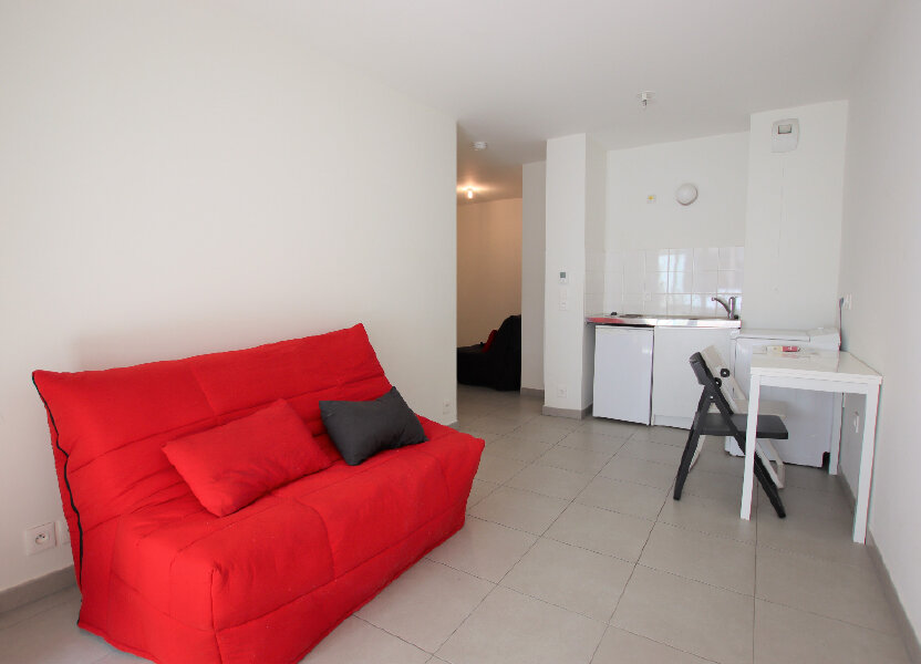 Appartement à louer 24.5m2 à Nice
