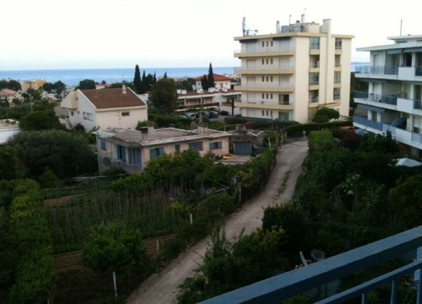 Appartement à louer 45.2m2 à Cagnes-sur-Mer