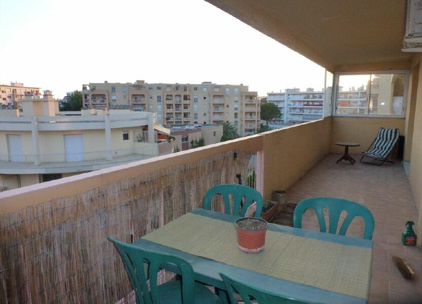 Appartement à louer 55m2 à Cagnes-sur-Mer