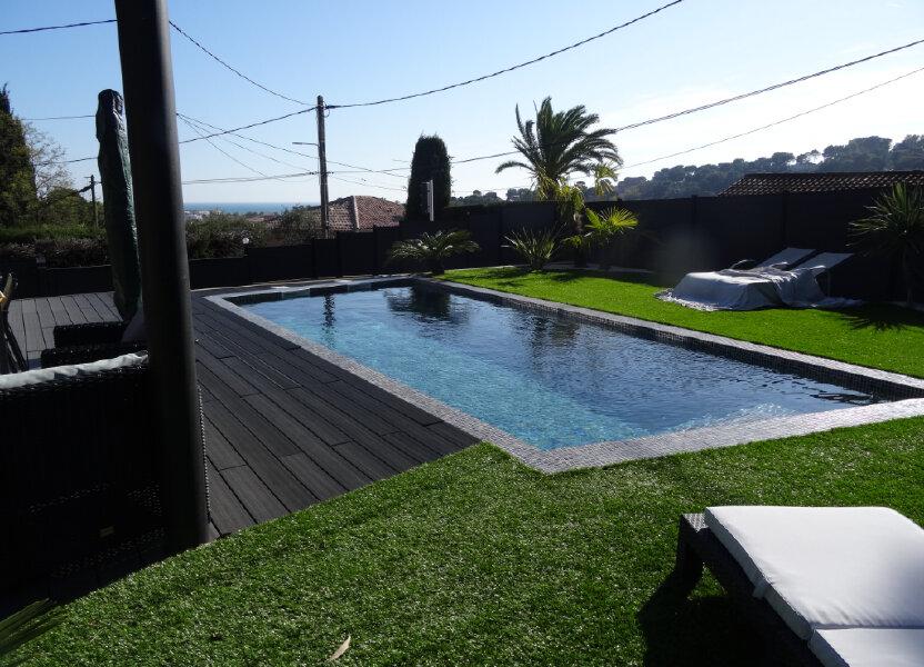 Maison à vendre 120m2 à Cagnes-sur-Mer