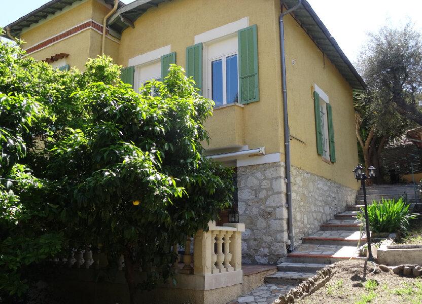 Maison à vendre 130m2 à Cagnes-sur-Mer
