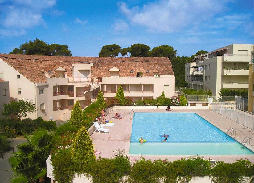 Appartement à louer 43.5m2 à Villeneuve-Loubet