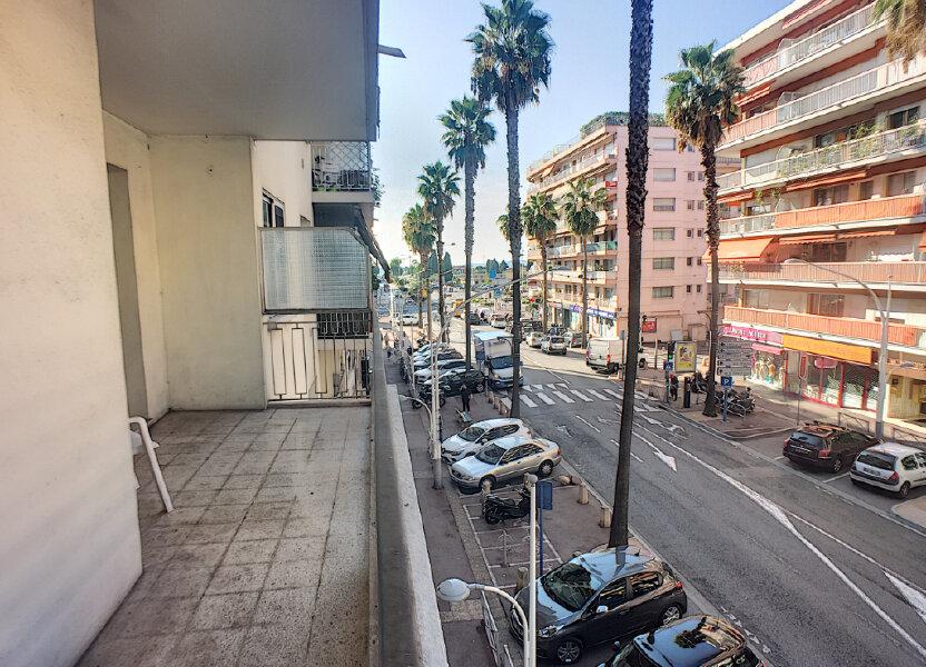 Appartement à vendre 77m2 à Cagnes-sur-Mer