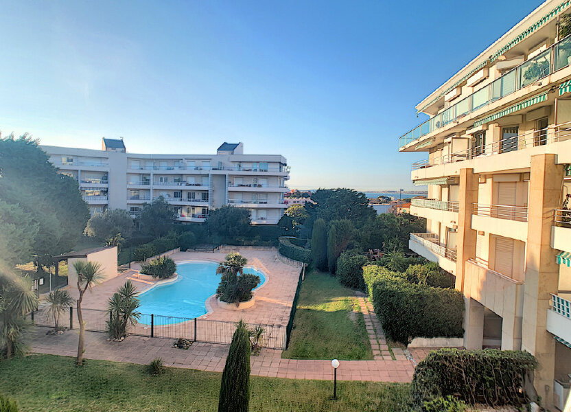 Appartement à vendre 26m2 à Saint-Laurent-du-Var