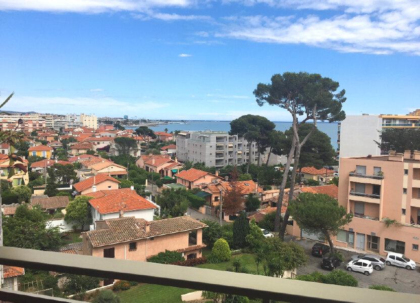 Appartement à louer 33.6m2 à Cagnes-sur-Mer