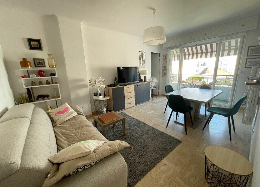 Appartement à louer 39.4m2 à Cagnes-sur-Mer