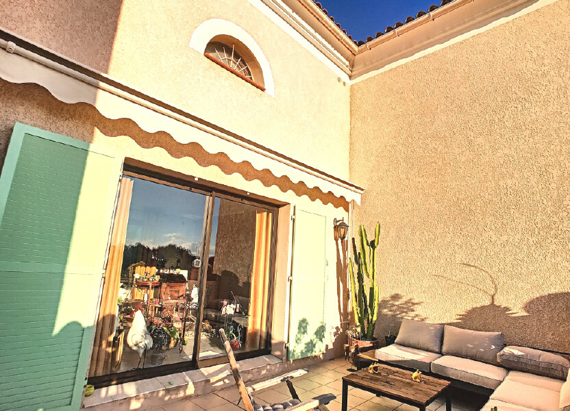 Maison à vendre 113m2 à Villeneuve-Loubet