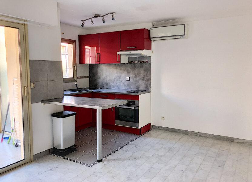 Appartement à louer 25.45m2 à Villeneuve-Loubet