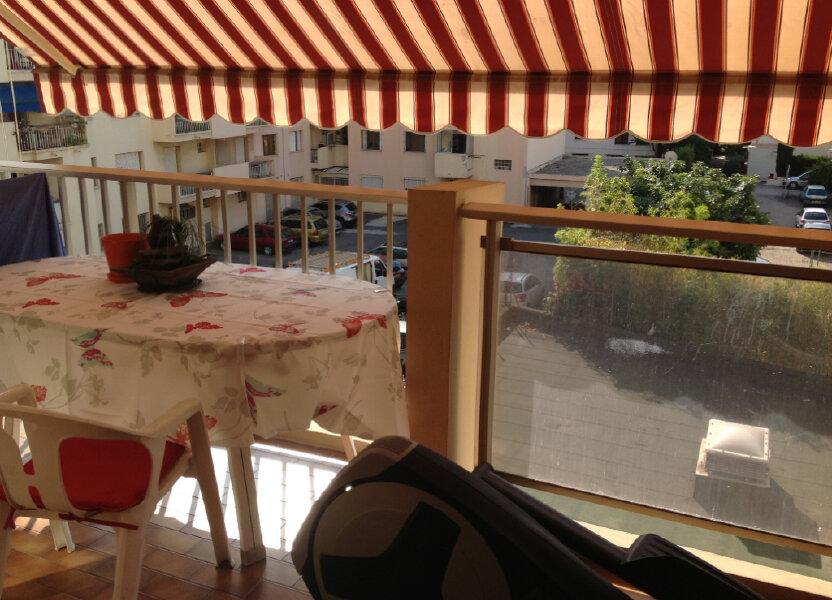 Appartement à louer 30m2 à Saint-Laurent-du-Var