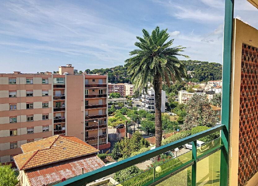 Appartement à louer 27.2m2 à Cagnes-sur-Mer