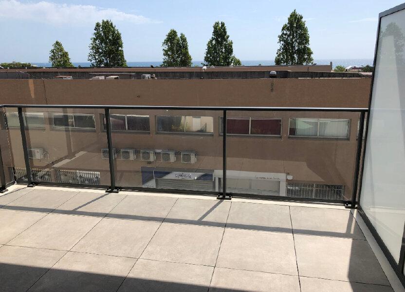Appartement à louer 44.24m2 à Villeneuve-Loubet