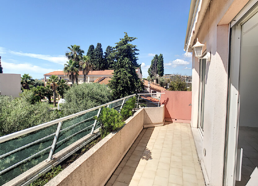 Appartement à louer 48.05m2 à Saint-Laurent-du-Var