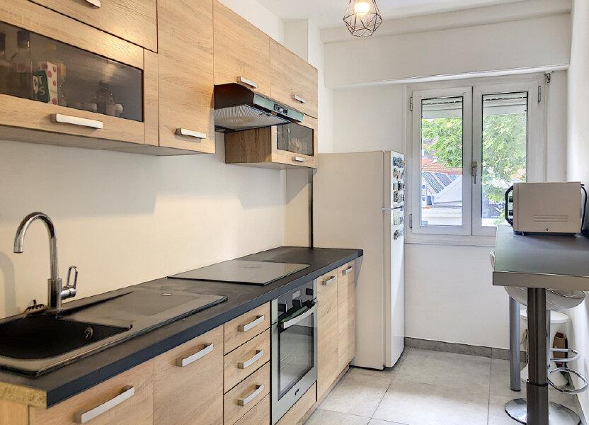 Appartement à louer 51.46m2 à Nice