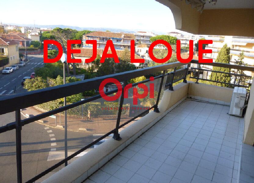 Appartement à louer 26.45m2 à Fréjus