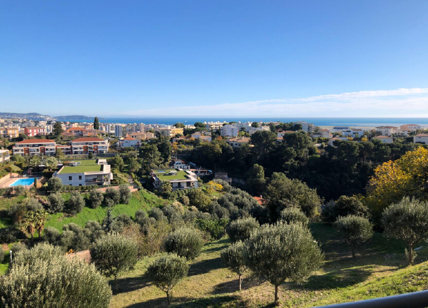 Appartement à vendre 69m2 à Saint-Laurent-du-Var
