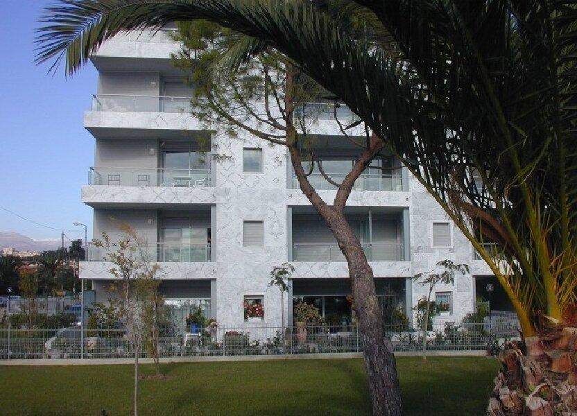 Appartement à louer 32.63m2 à Cagnes-sur-Mer