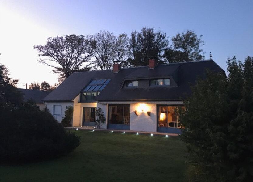 Maison à vendre 145m2 à Octeville-sur-Mer
