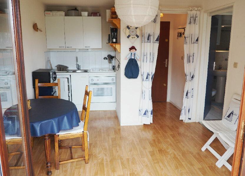 Appartement à vendre 21.68m2 à Villers-sur-Mer