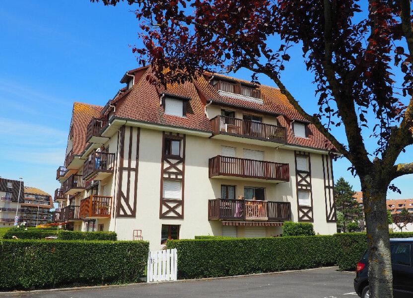Appartement à vendre 21.5m2 à Villers-sur-Mer