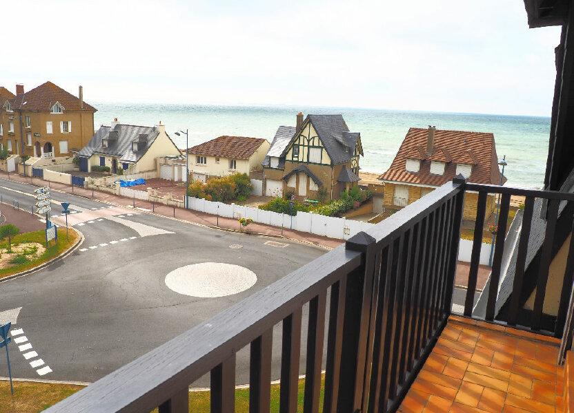 Appartement à vendre 36.96m2 à Villers-sur-Mer