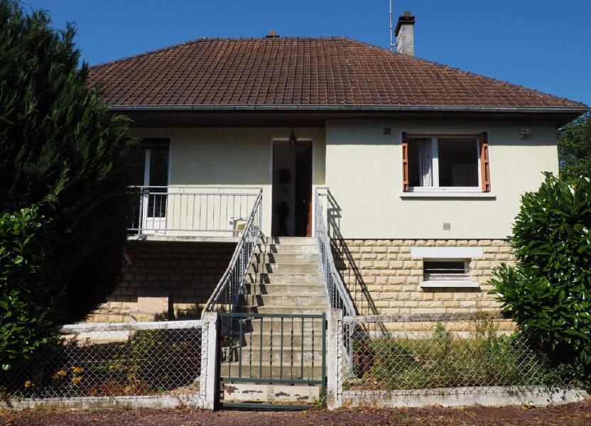 Maison à vendre 90m2 à Villers-sur-Mer