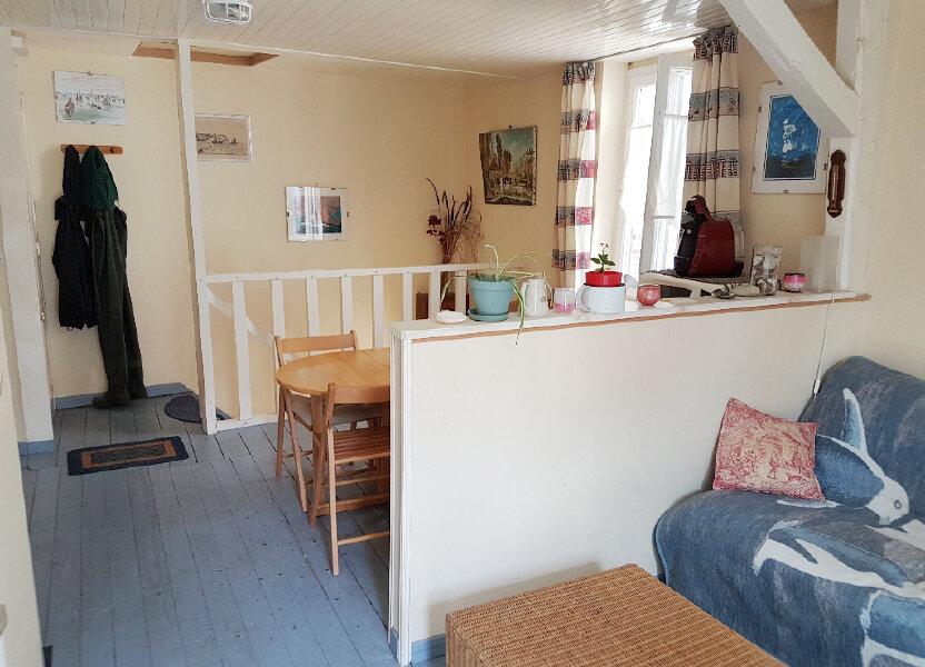 Appartement à vendre 38m2 à Villers-sur-Mer