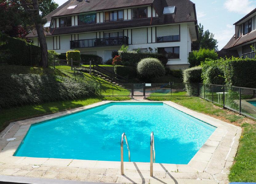 Appartement à vendre 19.36m2 à Benerville-sur-Mer